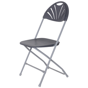 Outdoor Garden Metal Folding Chair for Events