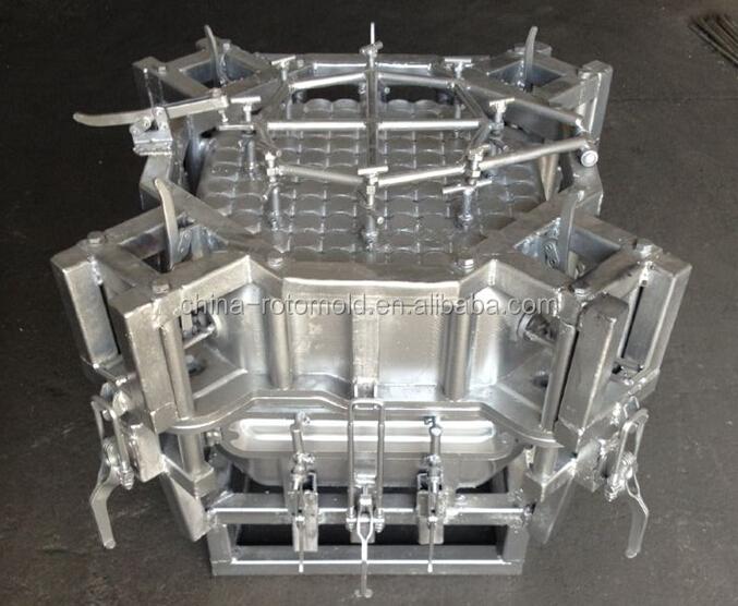 Rotational Molding Pontoon Mould Float Mould Plastic