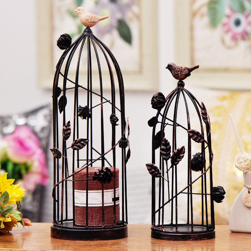 iron black bird cage birdcage for wedding decoration and home decor hand made. Black Bedroom Furniture Sets. Home Design Ideas