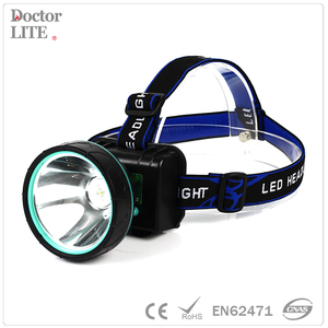 5 W Rechargeable Mining Hunting High Power Spot Headlamp
