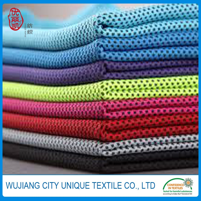 Wholesale market home chill terrible sports ice polyester cooling towel