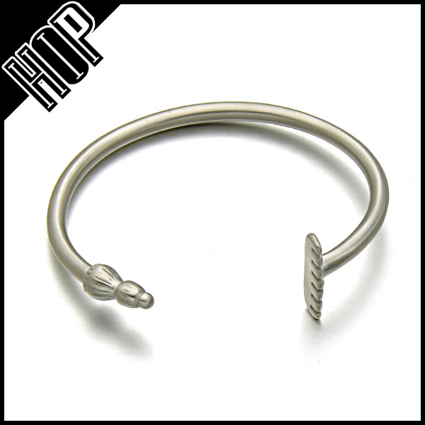 Unique Mens Stainless Steel Cuff Bracelet Journey To The West Rakes Bracelet