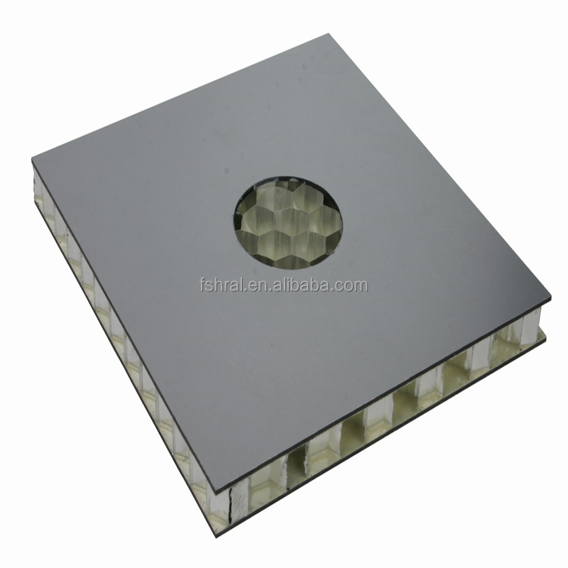 Building materials supply 10mm aluminum honeycomb core sandwich panel,acoustic ceiling