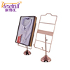 Supplier Steel Clothing Product Holder For Shirt