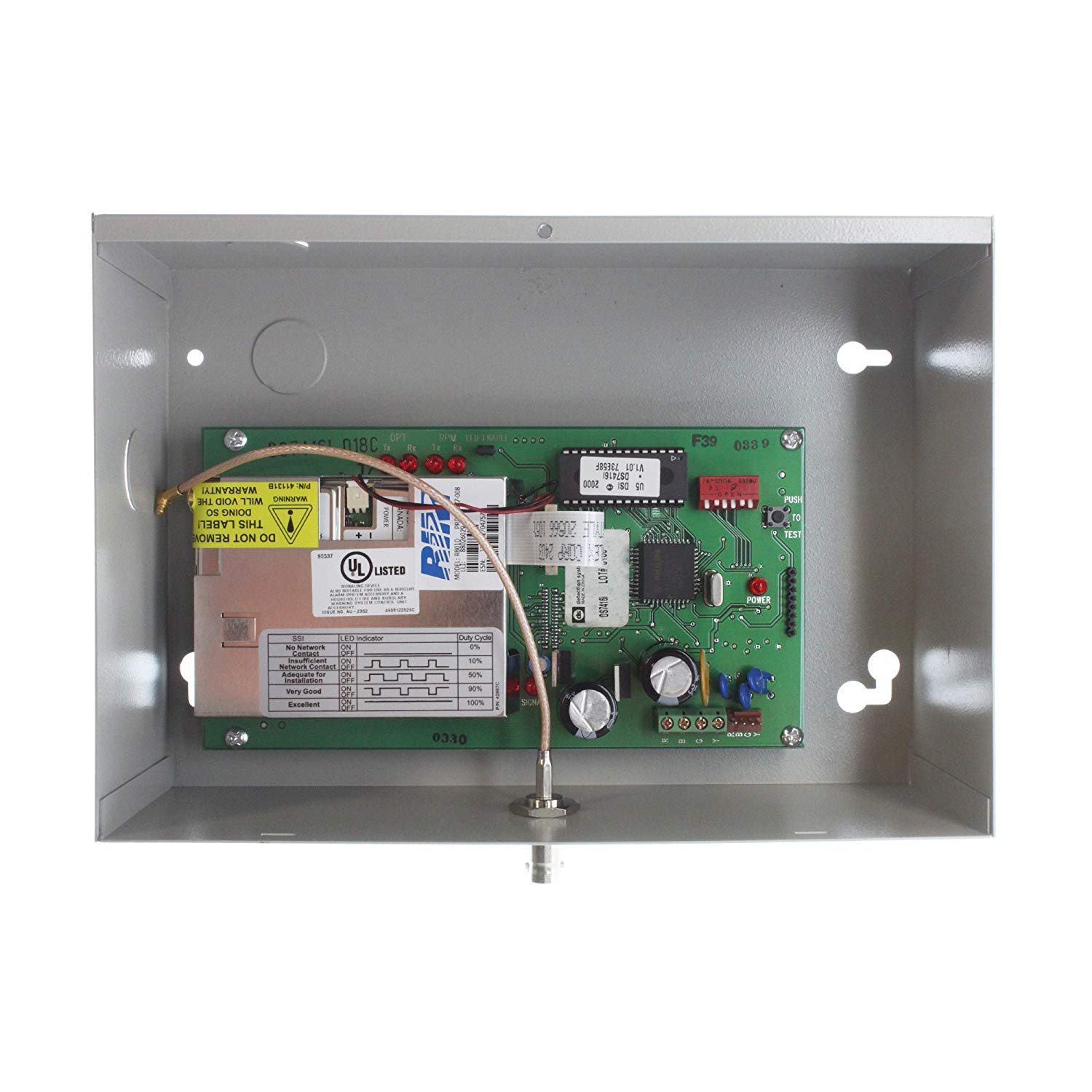 Get Quotations Detection Systems Ds7416i Signaling Device Alarm System Control Unit