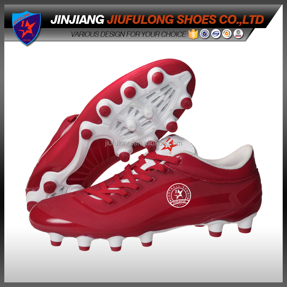 New Fashion TPU One-Step Injection Moulding American Football Boots