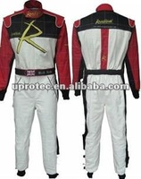 The popular race suits