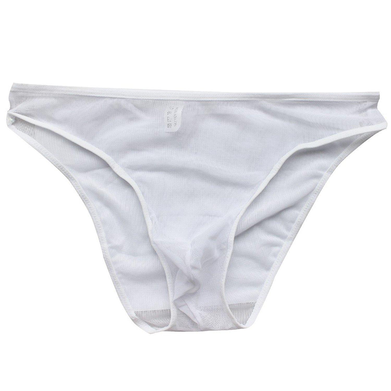 Apologise, men s sheer bikini underwear would like