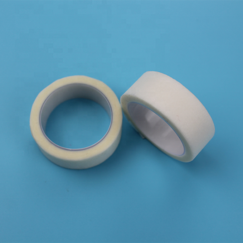 Medical Adhesive Nonwoven Surgical Micropore Paper Tape with Dispenser
