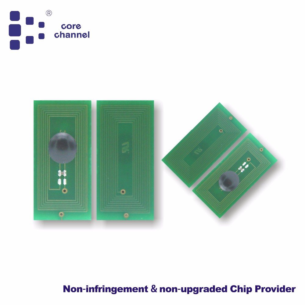 Compatible Toner Cartridges Chip for Ricoh Ricoh4000 Ricoh5000 Reset