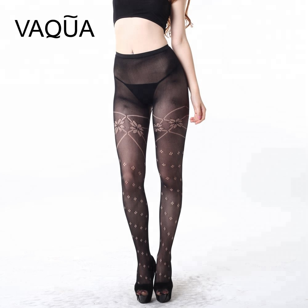 Hosiery Strong-Willed Women Sexy Soft Mesh Suspender Pantyhose Lingerie Women Nightwear Stockings Thigh High Tights Black Pants Dropshipping