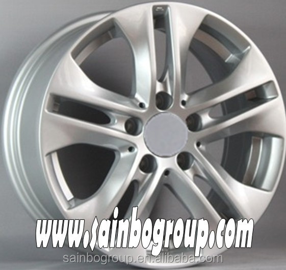 China professional aftermarket wheel manufacturer 4*100