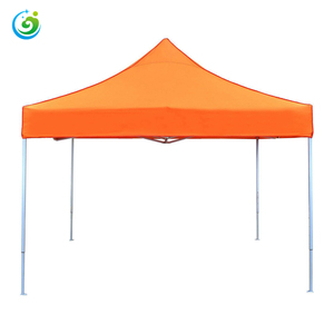 12kg 2*2m steel frame PVC 600D fabric trade show folding tent