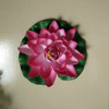 decorative artificial water lotus artificial water lily wholesale