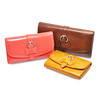 Women Wallet Long Clutch Synthetic Leather Card Holder Fashion Purse Lady