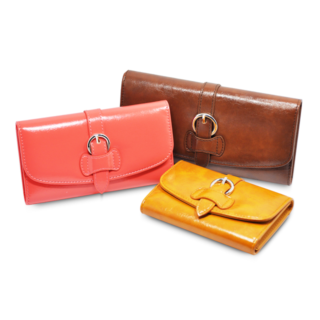 hot sale fashion synthetic leather teen bi fold wallet