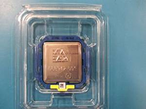 HP 729111-001 Intel Xeon Six-Core processor E5-2420 v2 - 2.2GHz (Ivy Bridge-EN, 15MB Level-3 cache, 80 watt thermal design power (TDP), FCLGA 1356 socket) - Includes alcohol pad and thermal compound