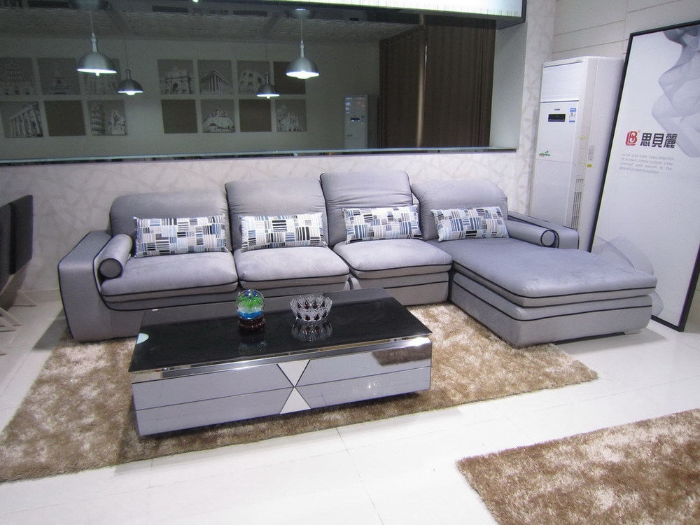 2015 Purple Living Room Design Sofa Furniture Price List Buy