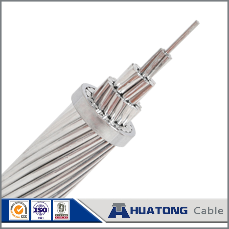 Types of conductor wire China manufacturer of ASTM B232 acsr hawk conductor