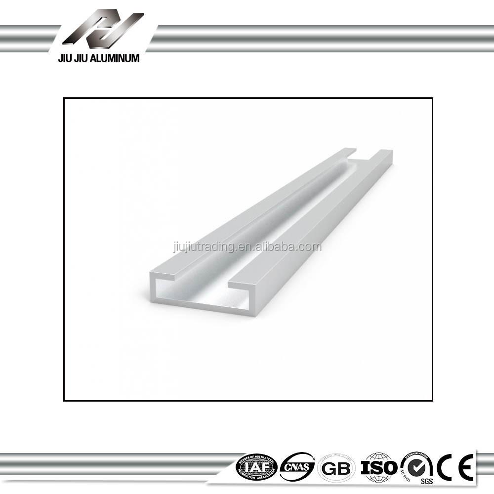 china lieferant aluminium c schiene kanalprofil. Black Bedroom Furniture Sets. Home Design Ideas