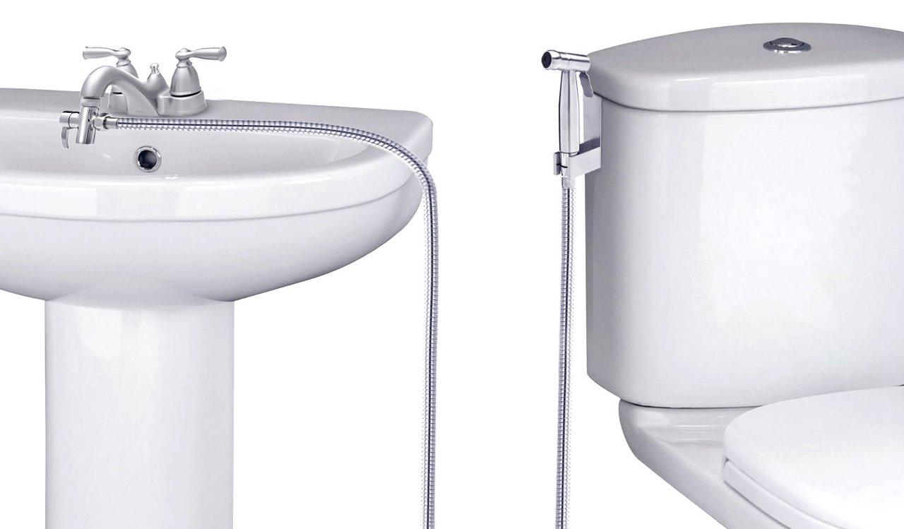 Buy Smarterfresh Faucet Sprayer Warm Water Bidet Hot And Cold Bidet