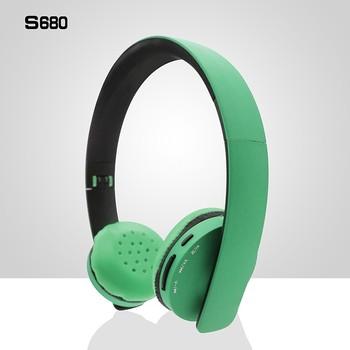 SNHALSAR S680 Perfect stereo bluetooth headphones consumer electronics  shenzhen 01577cbe98