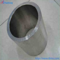 Factory Produce ASTM B381 Gr1 Gr2 Gr5 OD 300mm 400mm 500mm Titanium Round Forged Ring