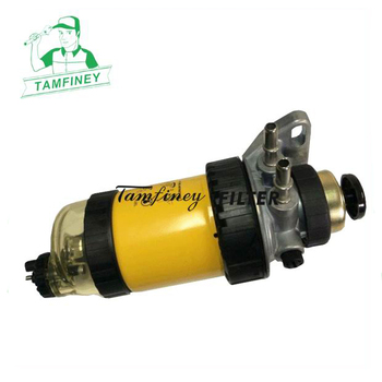 oem spin on fuel filter assembly for jcb agricultral equipment 32
