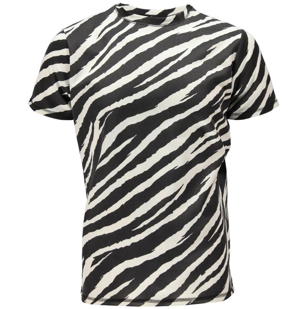 Met Helemaal shirt Volledige T Over Sublimatie Zebraprint Kopen Pkn80XwO