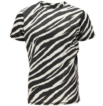4ef5f0e733c Full Sublimation T Shirt With All Over Zebra Print - Buy Full Sublimation T  Shirt,Sublimation T Shirt,T Shirt With All Over Zebra Print Product on ...