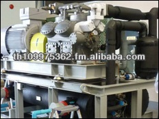 Air condition and Refrigeration Plant units.