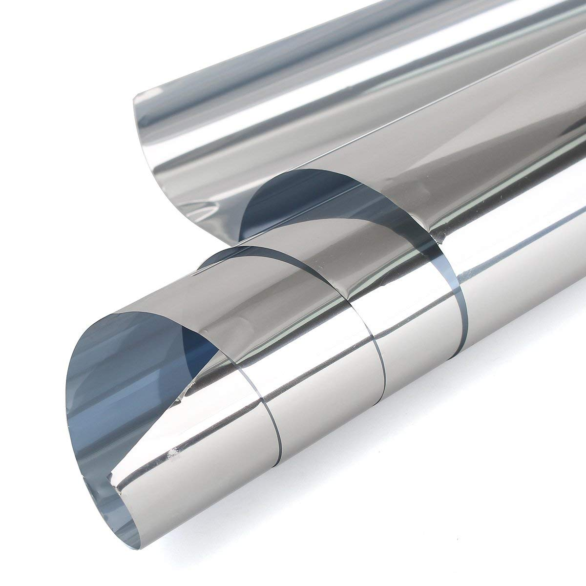 Cheap Mirror Window Film Find Deals On Line At Kaca Oneway Premium Get Quotations Safetyon Silver Tint 76x100cm 15 Solar Reflective