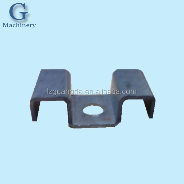 Galvanised Steel Grating Saddle Clips