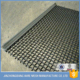Black spark crimped mine sieving screen mesh