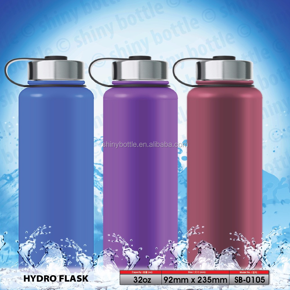Factory Direct The Highest Quality 32 OZ Wholesale Hydro Flask Insulated Stainless Steel Water Bottle
