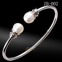 Latest design bangles and bracelet sterling silver 925