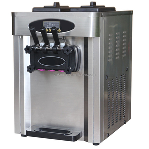Top Products Hot Selling New rainbow soft serve ice cream machine