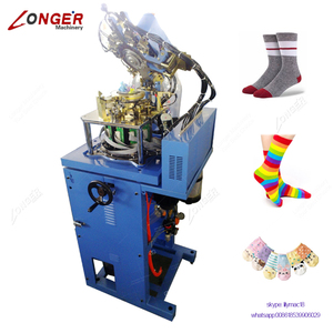 CE Approved Automatic Industrial Price Sock Knitting Making Manufacturing Machine Socks Machine Price