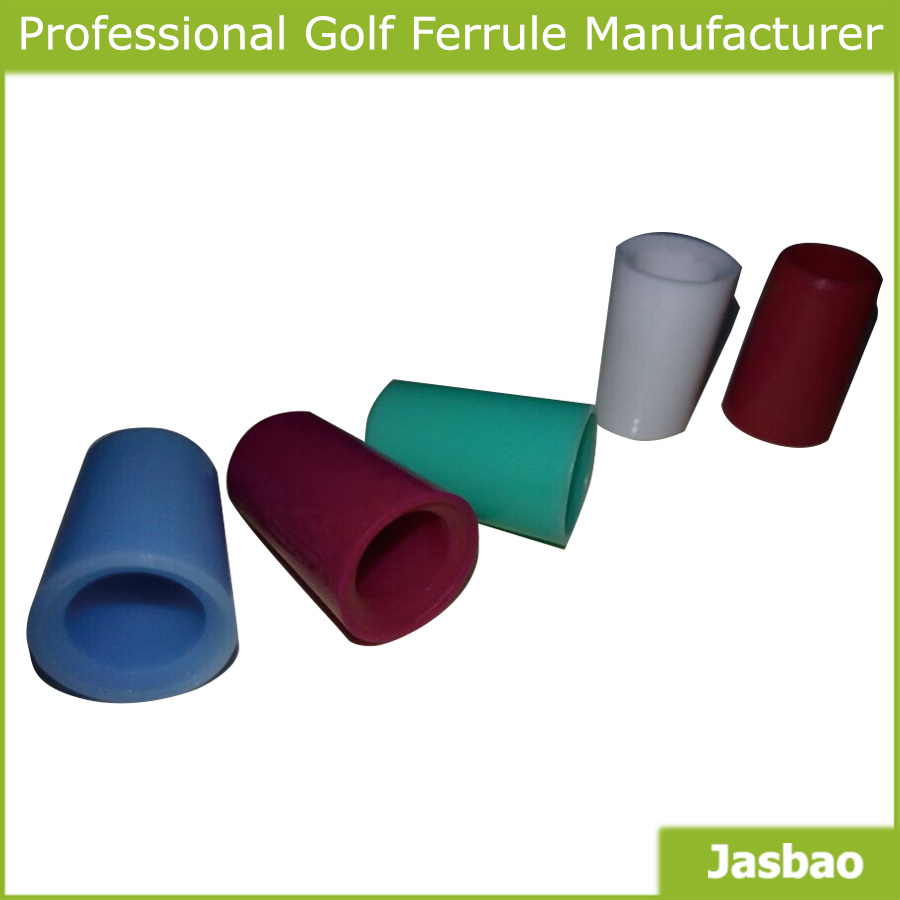 Colorful Golf Club Ferrule