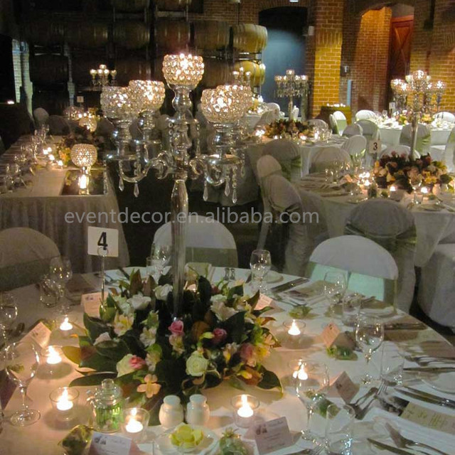 Buy Cheap China Wedding Decoration Candelabra Table Products Find