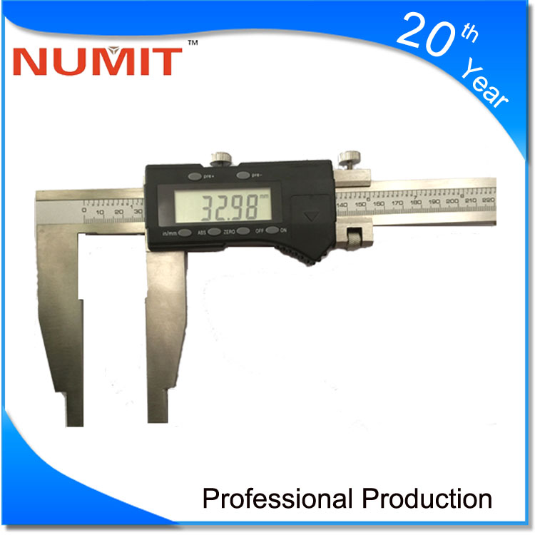 "2000mm/80"" Mitutoyo style Digital Vernier Caliper with long jaw"
