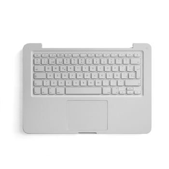 "Top case C cover Spanish layout For Macbook Air 13"" A1342 Top Case With SP keyboard replacements"