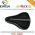 2016 Newest OEM Lower Price High Quality Bike Parts Black Gel Bicycle Seat Cover