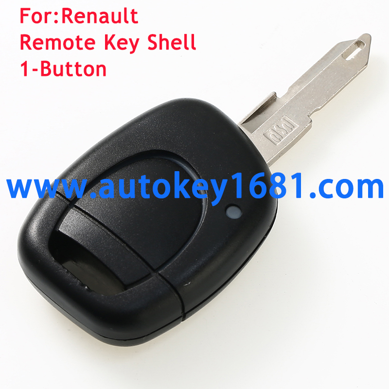 1-Button Remote Key Fob Shell Cover Case For Renault CLIO KANGOO Twingo Master