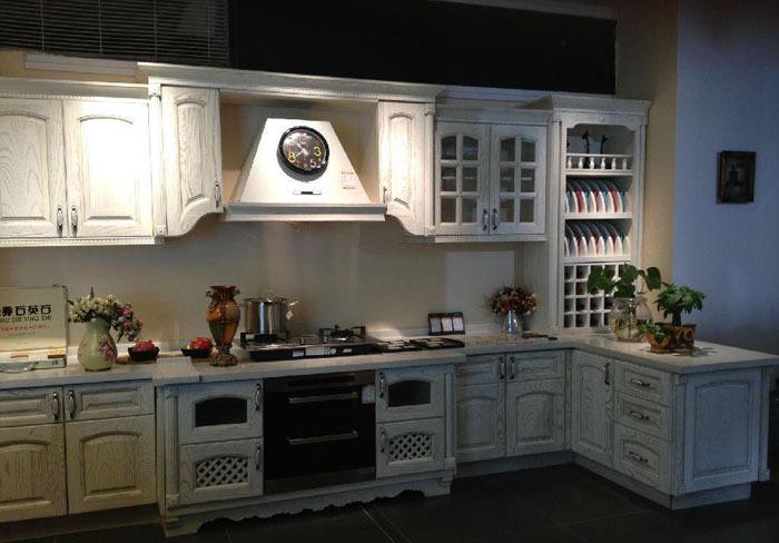 Fábrica De Porcelana De Gabinete De La Cocina Y Muebles Para El ...