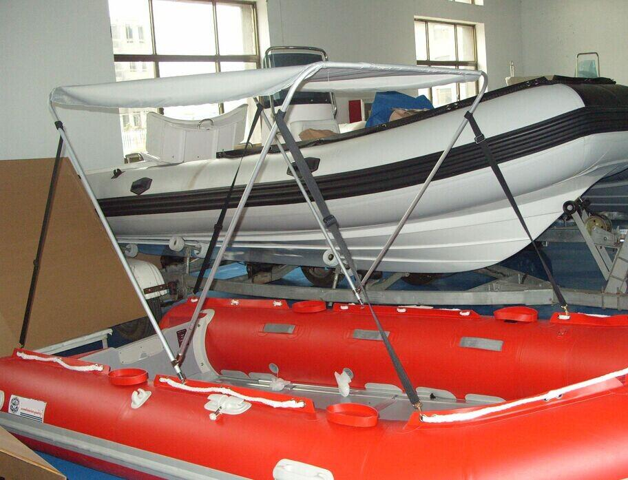 how to make a floor for inflatable boat