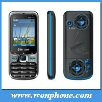 Hot-selling TV Mobile Phone Q7 with Quanband and big speaker