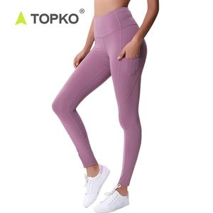 Topko High Quality Wholesale Women Fitness Leggings Gym Clothing Wear