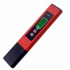 High quality pH-007 pH Meter High Precision Portable red color pH & TEMP tester for Aquarium pool Water