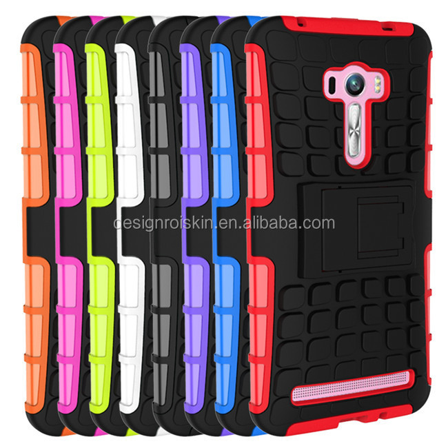 watch afd5e 8c4f1 Bumper Case For Asus Zenfone Selfie With Stand Cover For Asus - Buy Hybrid  Case For Zenfone Selfie,Cell Phone Case,Kickstand Case Product on ...